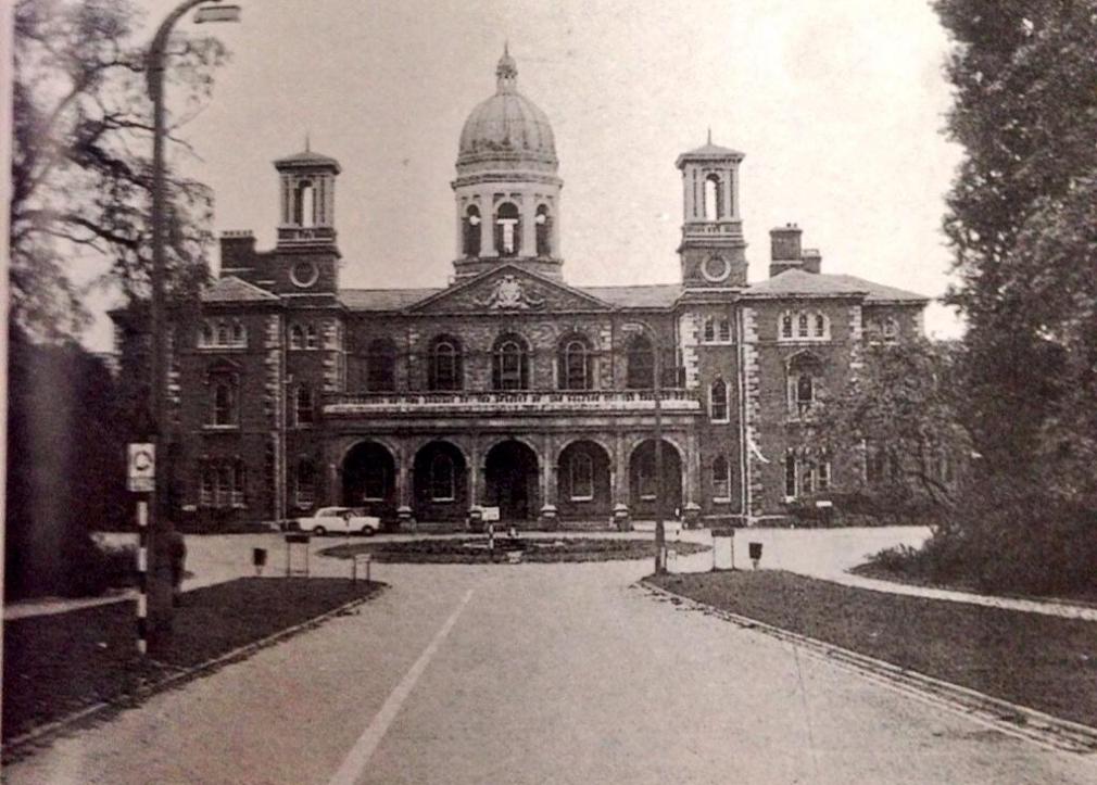 Colney Hatch Asylum, this is where Kosminski was incarcerated...