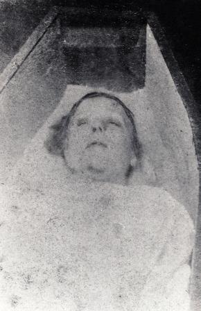 Victim No.1 Mary Ann (Polly) Nichols